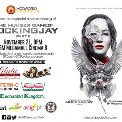 Hunger Games: Mockingjay Part 2 – Revolution!