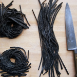 Squid Ink Pasta Chamba