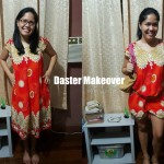 Daster Makeover Tutorial