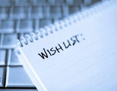 Ang Wish List