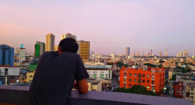 Roof Deck – Poblacion