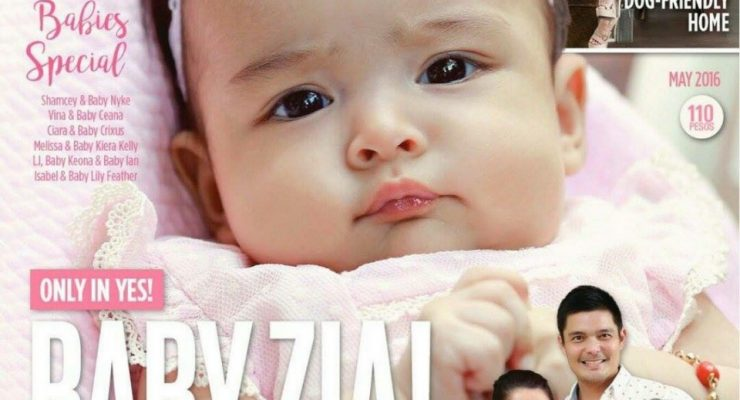 Baby Zia in Yes! Magazine