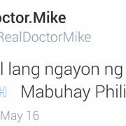 Dr. Mike Learns Tagalog