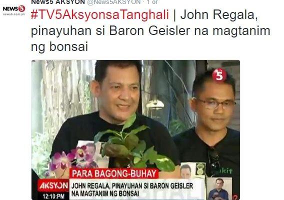Ang Payo Ni John Regala