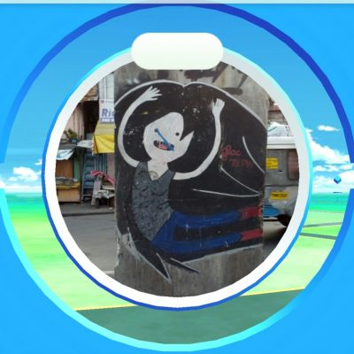 The Art of PokéStops