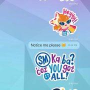 SM Sticker Pak! Ganern!