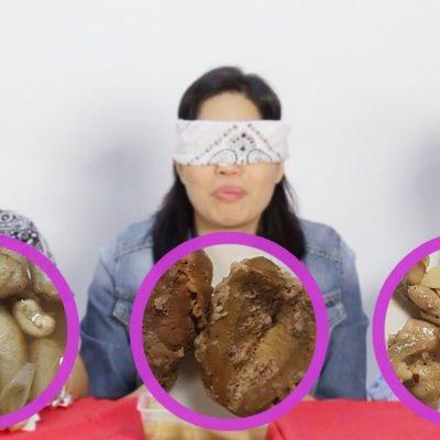 Exotic Blind Taste Test