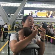 Travelling with Bagets