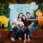 Dino Party for Baby Aki