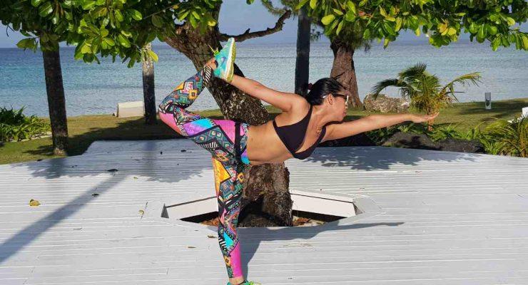 Eksenang Hot Yoga