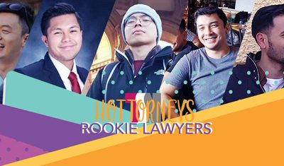 Rookie Lawyers Who Will Restrain Your Order
