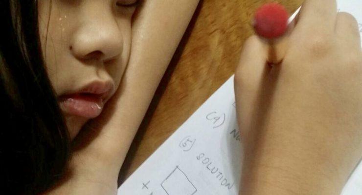 Study Time Eksena