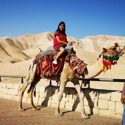 Trip to Jerusalem