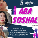 ABA SOSHAL! Party-List