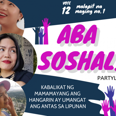 ABA SOSHAL! Party-List