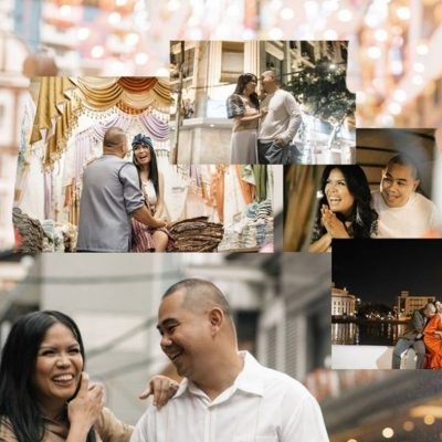 Around the World in Manila Prenup Shoot