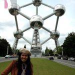 Adventures of Ms. Provinciated: Atomium