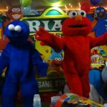 Ang Bibo sa Sesame Street Party