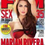 Marian Rivera for FHM Thailand