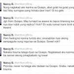 Nancy Binay sa Quiapo