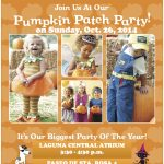 Gymboree Pumpkin Patch Halloween Party