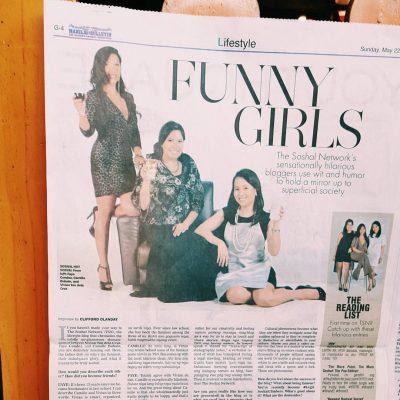The Soshal Network In Manila Bulletin