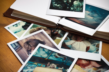 Old Pictures and Journal