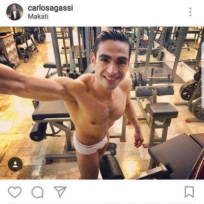 Nasaan Ang Damit ni Carlos Agassi?