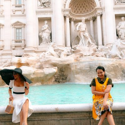 How to Roam in Rome